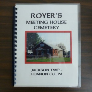 Royer's Meeting House Cemetery