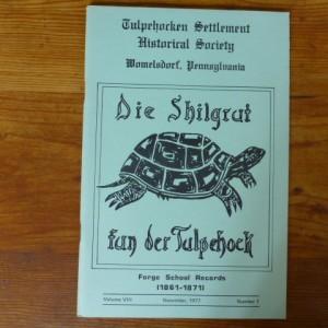 Die Shilgrut fun der Tulpehock (1977)
