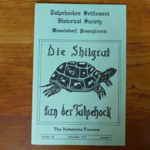 Die Shilgrut fun der Tulpehock (1972)