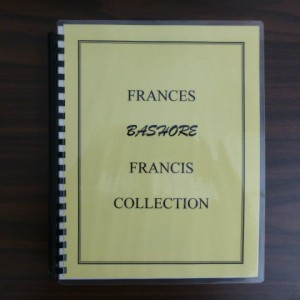Frances Bashore Francis Collection