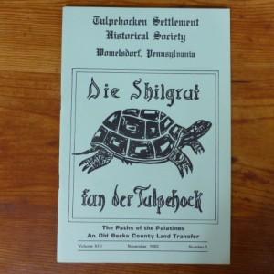 Die Shilgrut fun der Tulpehock (1982)