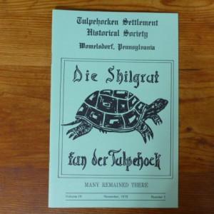 Die Shilgrut fun der Tulpehock (1978)