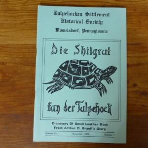 Die Shilgrut fun der Tulpehock (1976)