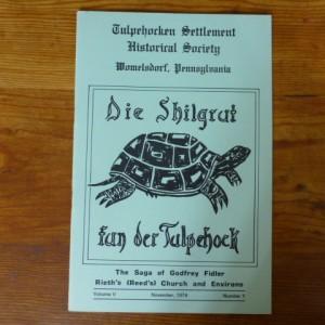 Die Shilgrut fun der Tulpehock (1974)