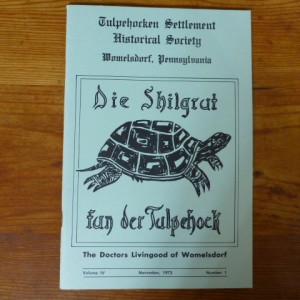 Die Shilgrut fun der Tulpehock (1973)