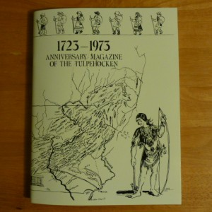 1723-1973 Anniversary Magazine of the Tulpehocken